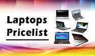 Laptops Price List