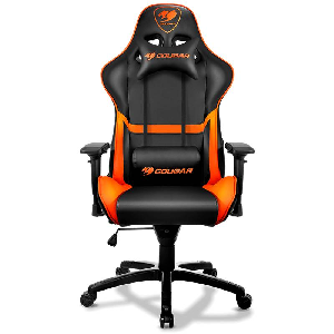 Cougar chair armor gaming