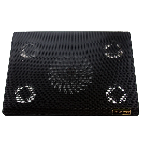 Cooler notebook hh-878 silent with led _hh-878