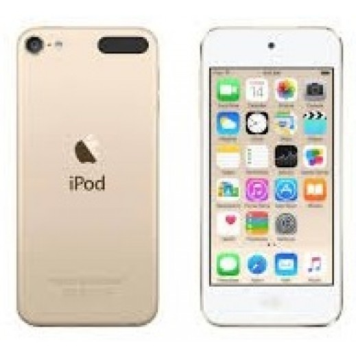 iPod touch 64GB - Gold