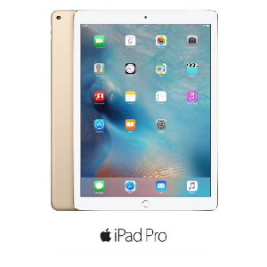 iPad Pro 9.7-inch Wi-Fi Cell 128GB Gold