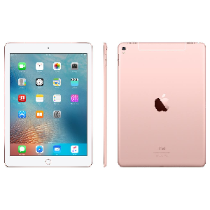 iPad Pro 9.7-inch Wi-Fi Cell 256GB Rose Gold