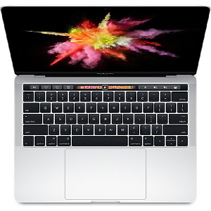 MacBook Pro 13-inch with Touch Bar: 2.9GHz dual-core Intel Core i5  512GB - Silver