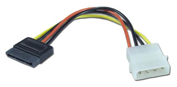 107-Sata power cable for serial hard disk