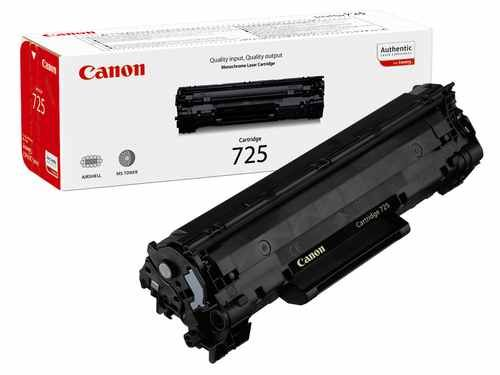 Canon Toner Black 725 For lbp6000 _3484b002aa