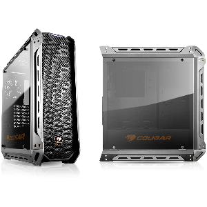 Cougar case panzer transparent fortress