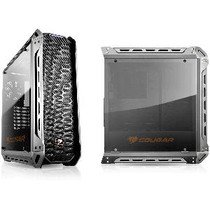 Cougar Case panzer G tempered glass gaming mid tower  _panzerg