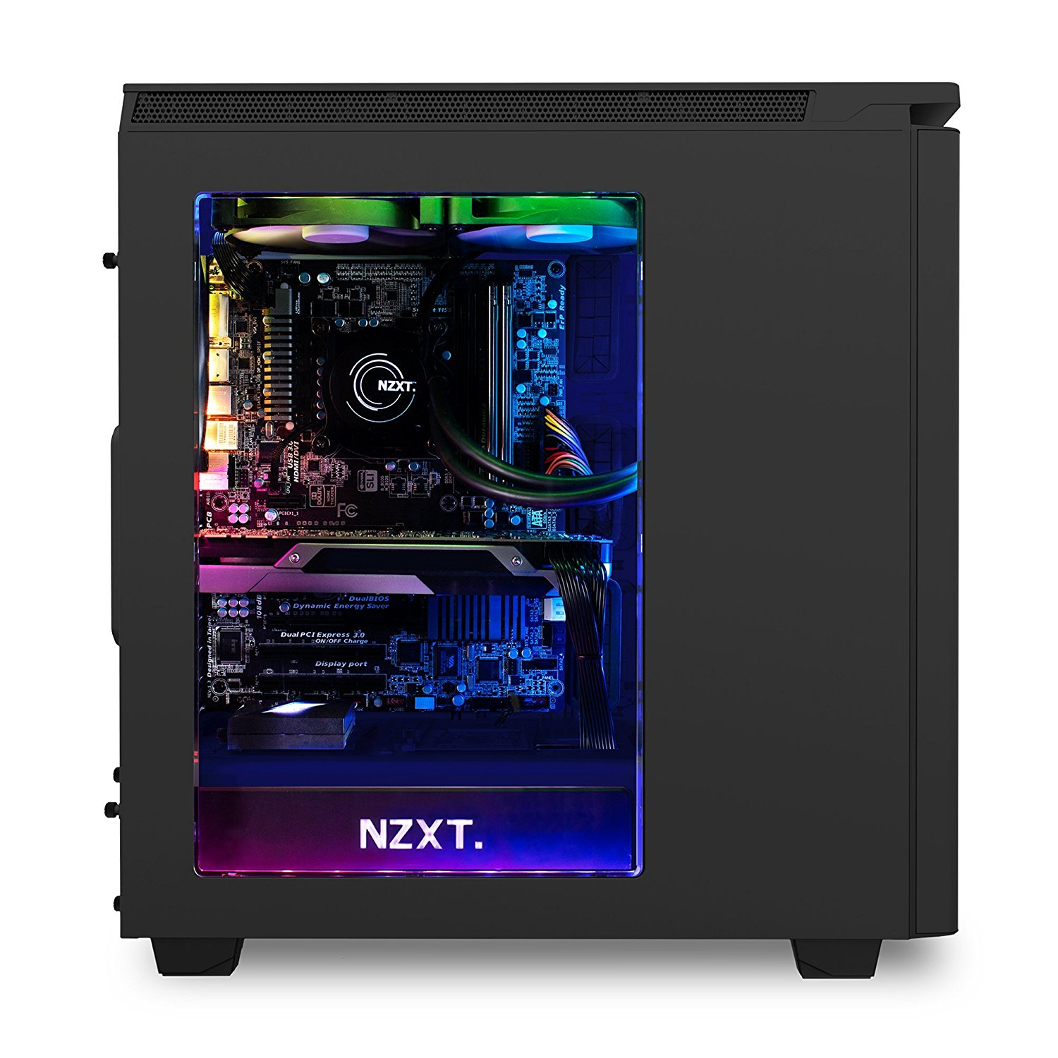 Nzxt advanced pc lighting hue plus _ac-hueps-m1