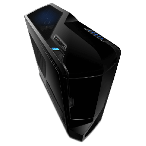 Nzxt case phantom full  atx tower black usb 3 _phan-001bk