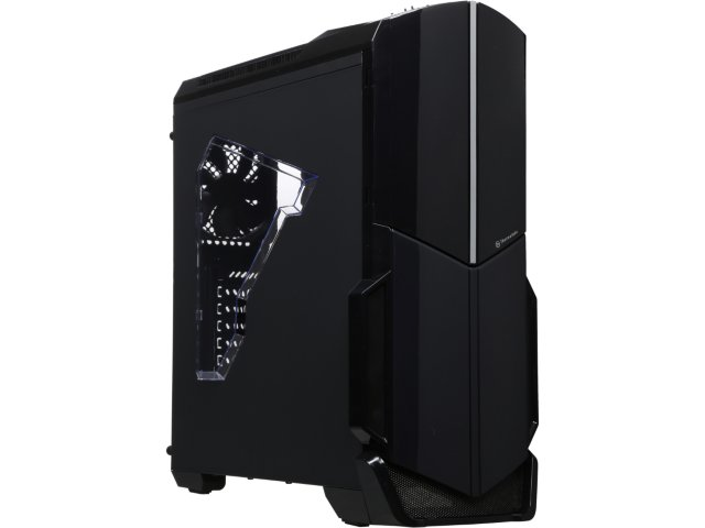 ThermalTake Case versa n21 mid tower chassis _ca1d900m1wn00