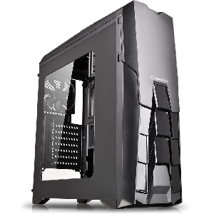 ThermalTake Case versa n25 mid tower chassis _ca1g200m1wn00