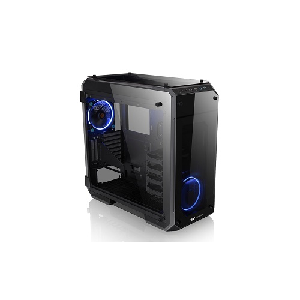 Thermaltake case view 71 swing door glass full tower _ca-1i7-00f1wn-00