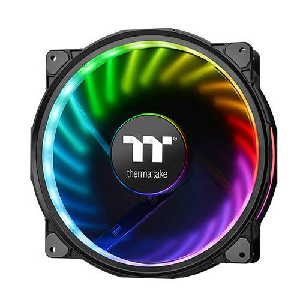 Thermaltake case fan riing 20cm rgb 24 leds _cl-f070-pl20sw-a