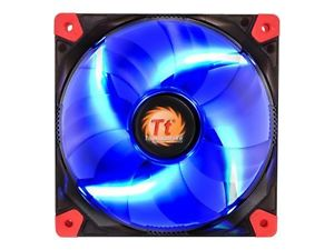 ThermalTake fan Case Luna 12cm Blue _clf009pl12bua
