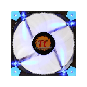 Thermaltake fan case 12cm luna slim led white _cll-f035-pl12wt-a