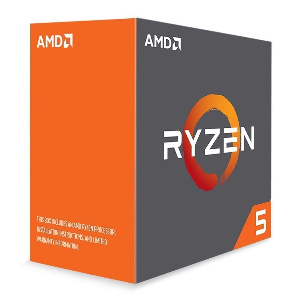 cpu ryzen 5 2600x 3.6 ghz 6 core 12 thread processor 19mb _2600x