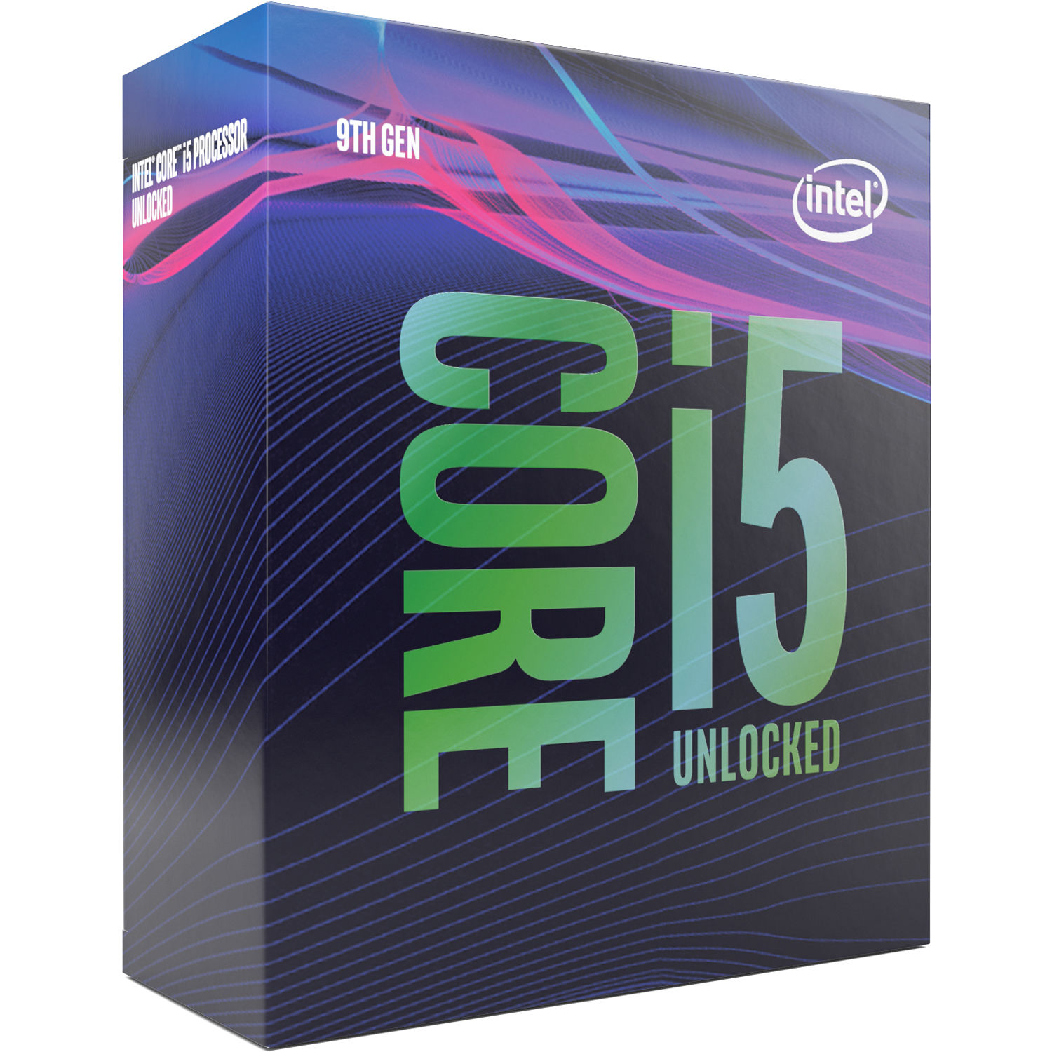 Intel cpu core i5 9600k 3.7chz 9mb lga 1151 _9600k