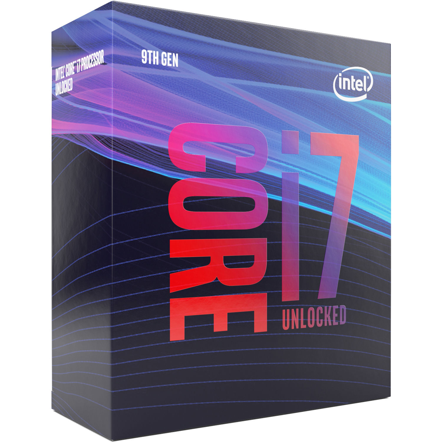Intel cpu core i7-9700k 3.6ghz 12mb cache lga 1151_9700k