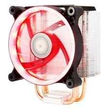 Xigmatek cpu cooler whiz led fan red lga 1156 1151... _ en9375