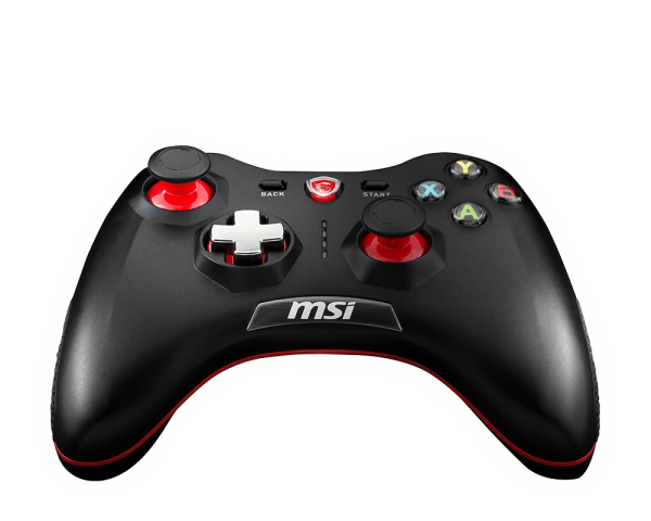 Msi gaming controller wireless force gc30 gaming gear for windows ps3 _gc30