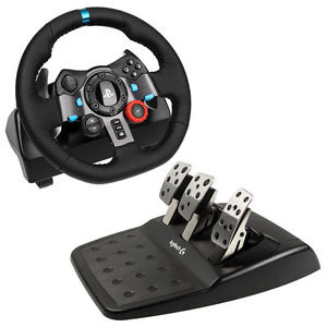 logitech g29 steering wheel _941000113