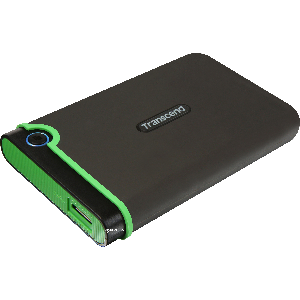 Transcend External hdd 1 terra military green shock resistant usb3 _ts1tsj25m3g