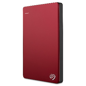 Seagate External SLIM Hard Drive backup plus 2 terra Usb3 red _stdr2000203