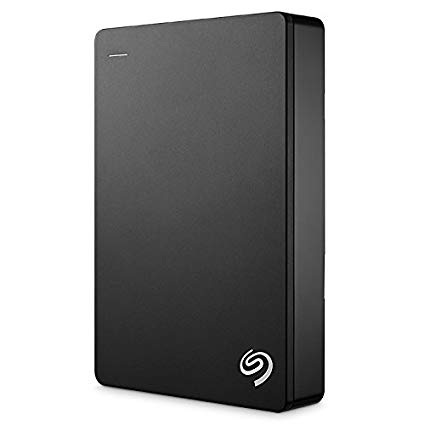 Seagate External slim Hard Drive backup plus 5 terra Usb3 black _stdr5000100