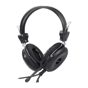 A4tech stereo headset HS-30i with microphone 1 audio input