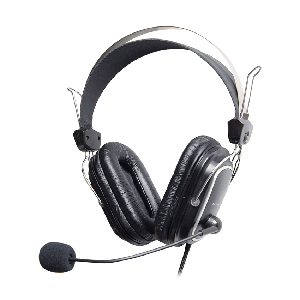 A4tech headset ichat hs-60 with microphone