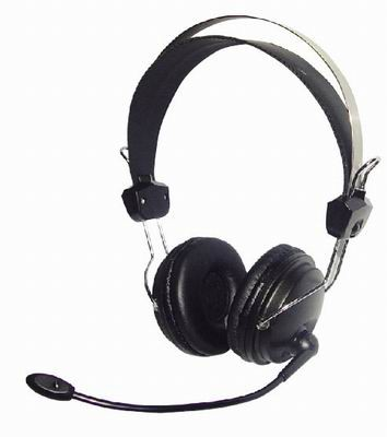 A4tech stereo headset hs-7P with microphone