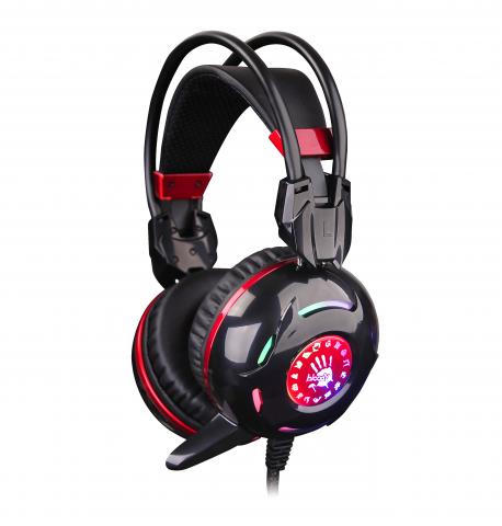 A4tech headset bloody g300 comfort glare gaming headset_g300