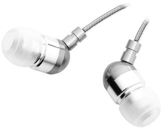 Energy sistem earphones urban 310 silver mirage with case _385317