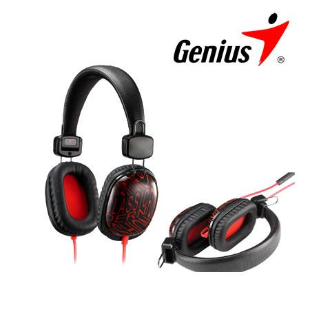 Genius high performance headset with mic hs-m470