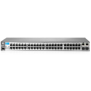 HPE 2620-48 Switch 48P 10/100 + 2P 10/100/1000 + 2 SFP Slots