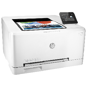 Speed 19ppm Black/Color- Res 600x600dpi- 256MB Memory- 800MHz processor- Wireless- Duplex- Network- E-Print- Airprint- 3.0-in touchscreen- USB2.0- Duty Cycle 30-000 pages   Supplies : CF400A / CF401A / CF402 / CF403