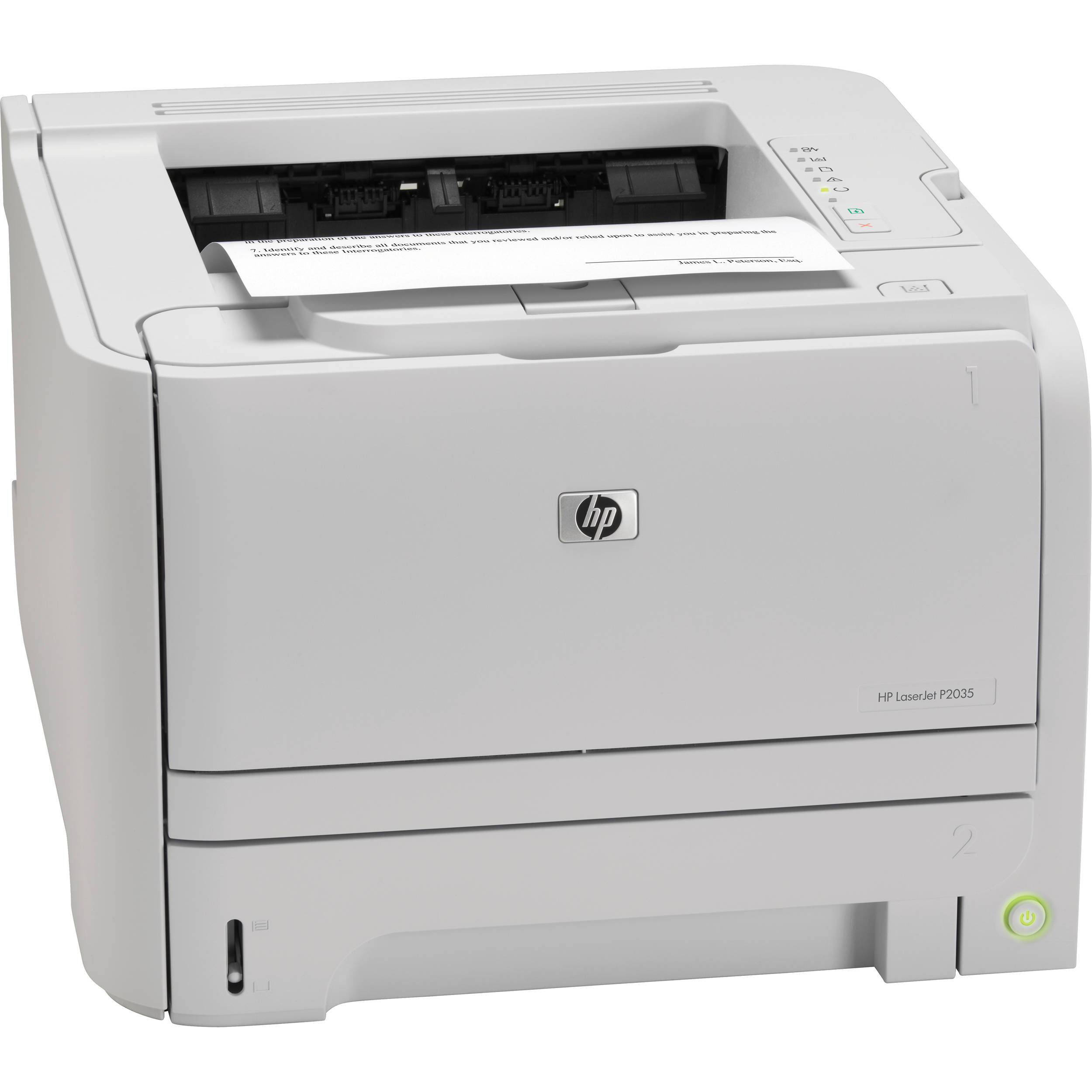 Speed 30ppm- Res 600x600dpi- 266MHz processor- 16MB Memory- Duty Cycle 25-000 pages- USB2.0 & Parallel  Supplies : CE505A
