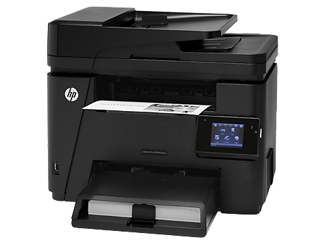 4in1  print  scan  copy  fax  Speed 26ppm  Res 600x600dpi  600MHz processor  256MB Memory  ADF  Duplex  Network  Wireless  E-Print  Airprint  USB2.0  Duty cycle 8 000pages Supplies : CF283A