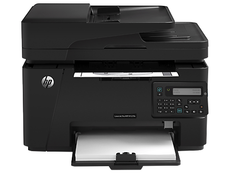 4in1  print  scan  copy  fax  Speed 21ppm  Res 600dpi  600MHz processor  128MB Memory  Flatbed  ADF  USB 2.0  Network  Duty cycle 8 000pages Supplies : CF283A