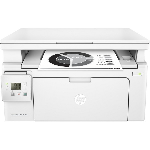3n1  print  scan  copy  speed 22ppm  Res 1200dpi  128MB Memory  Flatbed  USB2.0  Duty Cycle 10 000pages supplies: CF217A