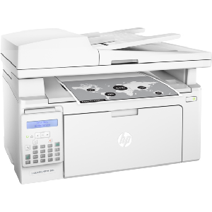 4in1  print  scan  copy  fax  Speed 22ppm  Res 1200dpi  600MHz processor  128MB Memory  Flatbed  ADF  USB 2.0  Network  Wireless  Duty cycle 10 000pages supplies: CF217A