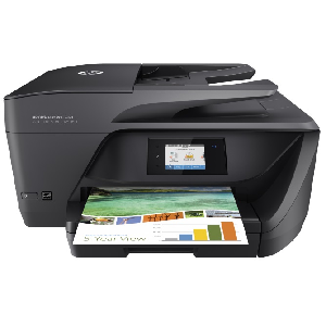 "4in1  Print  Scan  Copy  Fax  speed 29ppm Blck/ 24ppm color  Res 1200x600dpi Black / 4800x1200dpi  Scan Res 1200 dpi  2.65"" (6.75 cm) CGD touchscreen  Wireless  Network  USB2.0  E-Print  Airprint  1GB Memory  Duplex  ADF  Duty Cycle 15 000 pages supplies: 903 Black              903 color"