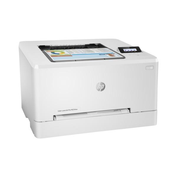 Speed 21ppm Black/Color  Res 600x600dpi  128MB Memory  800MHz processor  Network  Wireless  E-Print  Airprint  USB2.0  Duty Cycle 40 000 pages supplies: CF540A / CF541A / CF542A / CF543A