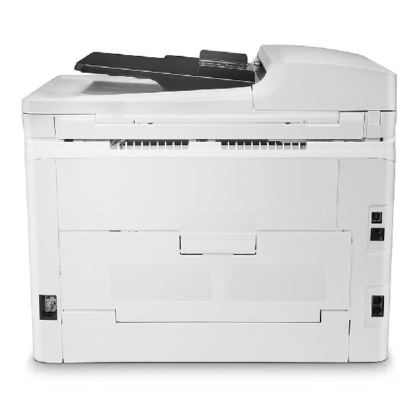 4in1  print  scan  copy  Speed 16ppm Black/Color  Print Res 600pi  scan Res 1200dpi  800MHz processor  256MB Memory  Flatbed  ADF  Wireless  Network  E-Print  Airprint  USB2.0  Duty Cycle 30 000 pages supplies: CF530A / CF531A / CF532A / CF533A