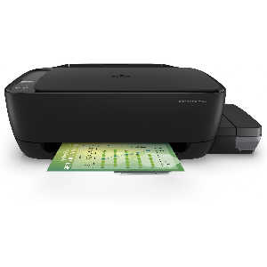 3in1  Print  scan  copy  speed 19ppm Black/15ppm color  Res 1200x1200dpi Black/ 4800x1200dpi color  Scan Res 1200dpi  Wireless  E-Print  Airprint  USb2.0  Duty Cycle 1000 pages Supplies: GT51 Black  GT52 Color