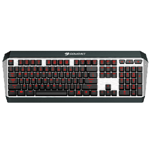 keyboard cougar attack x3 cherry mx mechanical gaming keyboard _871520002658