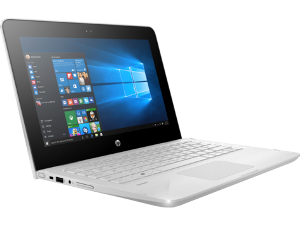Processor Celeron N3060 , RAM 4GB , dvdrw no , HDD 32GB SSD , Graphics HD Graphics , Screen 11.6   TOUCH HD  , Software Windows 10 , Color Snow White ,  Convertible .