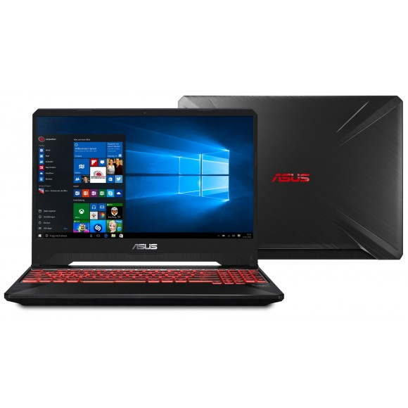 Processor I7-8750H , RAM 16GB DDR4 , hdd 1TB + 128GB PCIe , Graphics NVIDIA GeForce GTX 1050 Ti , Screen 15.6  FHD  Anti-glare ,  Win 10 , Color Black/Red ,  Red Illuminated Chiclet Keyboard Bundled games: Gears of War 4 and Age of Empires Definitive Edition .