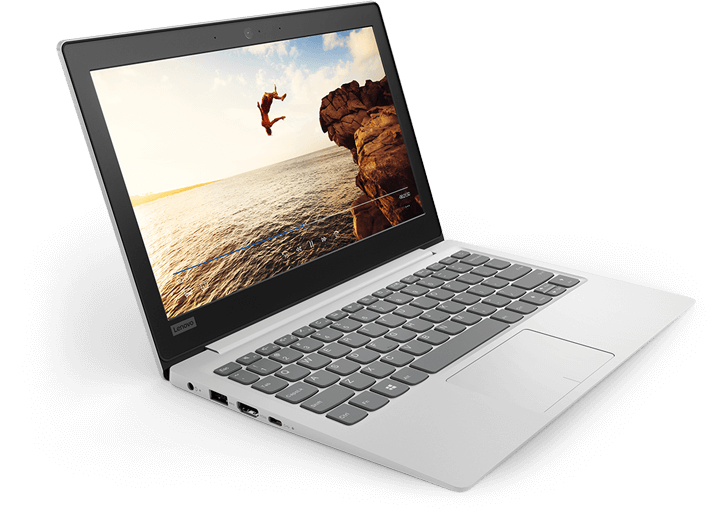 Lenovo laptop ideapad 120s celeron 1.1ghz 4gb 32gb 11. win10h white _81a4009rax