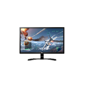Lg lcd 24 inch ultra hd monitor 4k ips hdmi dp _24ud58-b